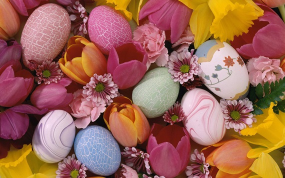 EASY EASTER CRAFTS - IDEAS FOR EASTER DIY 1