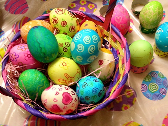EASY EASTER CRAFTS - IDEAS FOR EASTER DIY 10