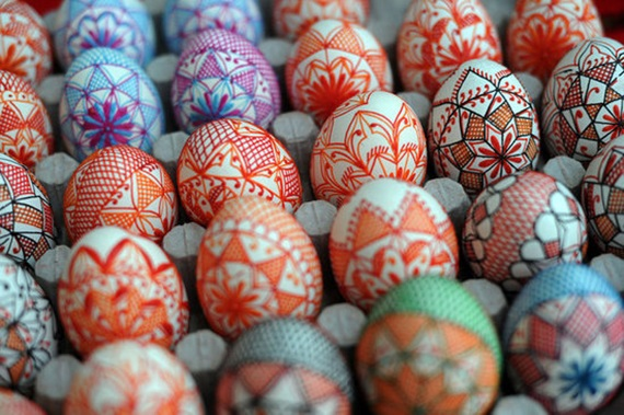 EASY EASTER CRAFTS - IDEAS FOR EASTER DIY 13