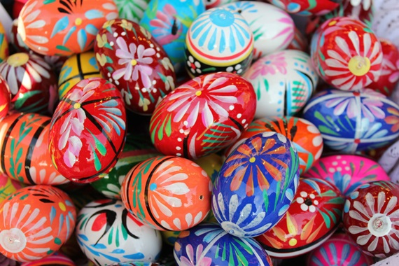 EASY EASTER CRAFTS - IDEAS FOR EASTER DIY 14