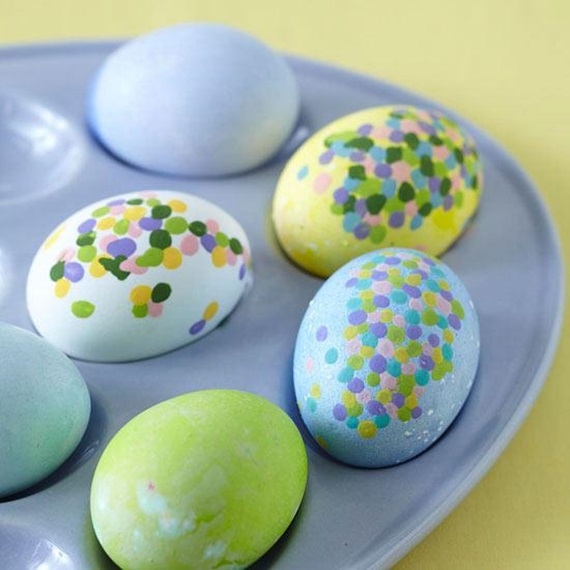 EASY EASTER CRAFTS - IDEAS FOR EASTER DIY 19