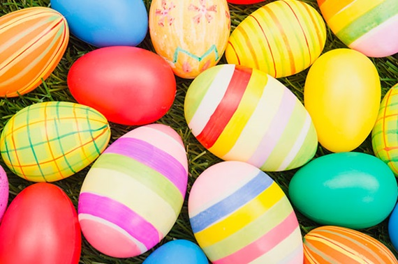 EASY EASTER CRAFTS - IDEAS FOR EASTER DIY 5