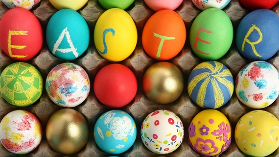 EASY EASTER CRAFTS - IDEAS FOR EASTER DIY 9