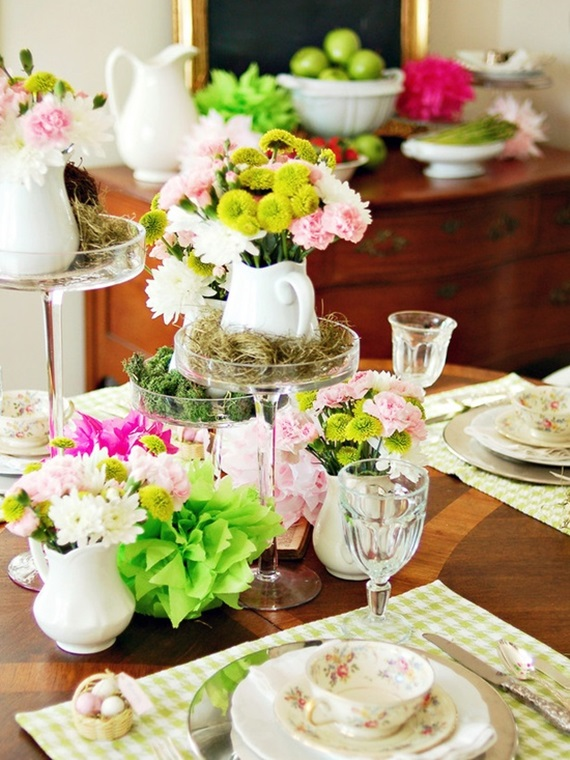 spring flowers home remodeling ideas 19