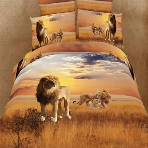 50 3D bedding sets ideas for your home 1