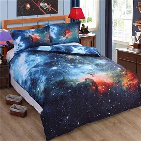 50 3D bedding sets ideas for your home 13