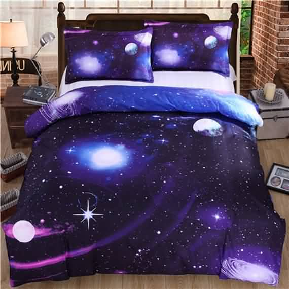 50 3D bedding sets ideas for your home 14