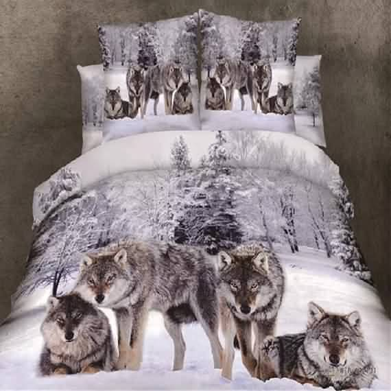 50 3D bedding sets ideas for your home 2