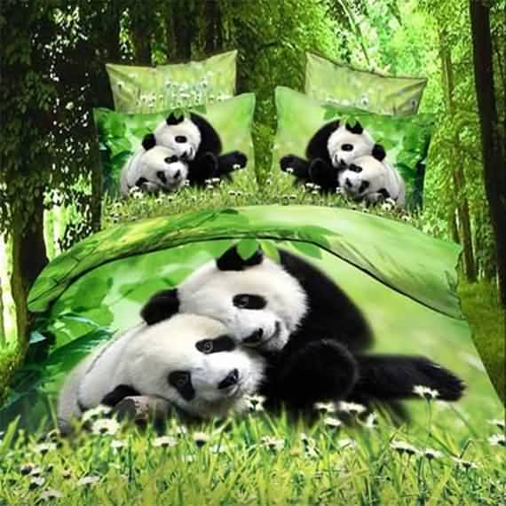 50 3D bedding sets ideas for your home 20