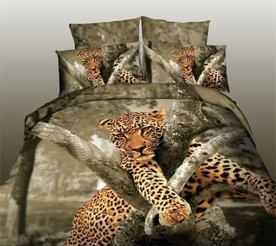 50 3D bedding sets ideas for your home 22