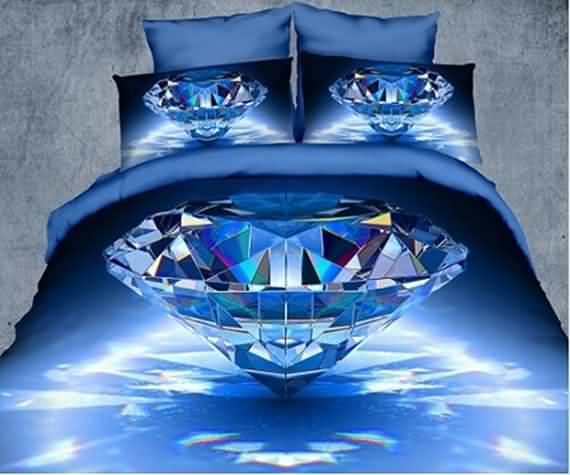 50 3D bedding sets ideas for your home 31