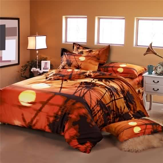 50 3D bedding sets ideas for your home 36