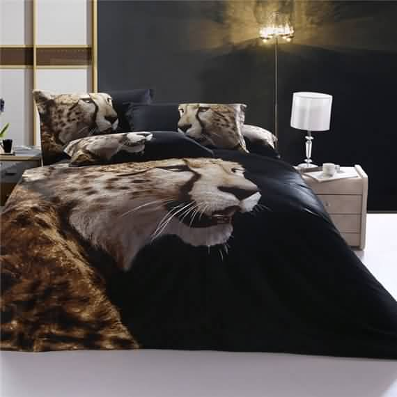 50 3D bedding sets ideas for your home 37