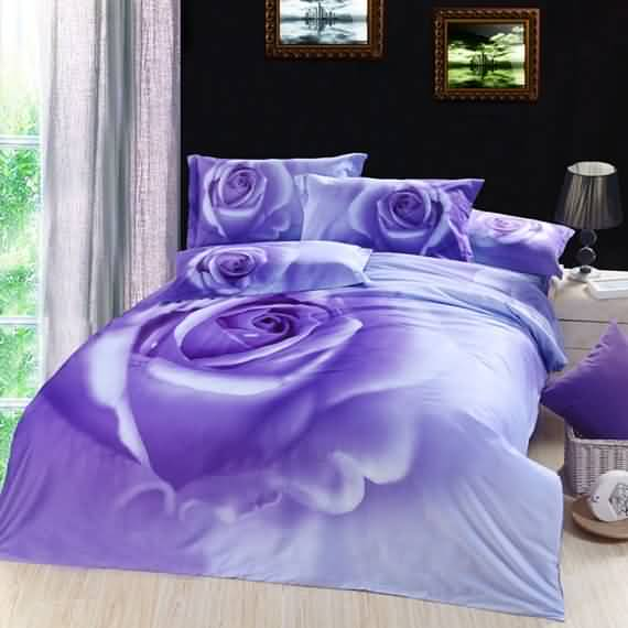 50 3D bedding sets ideas for your home 38