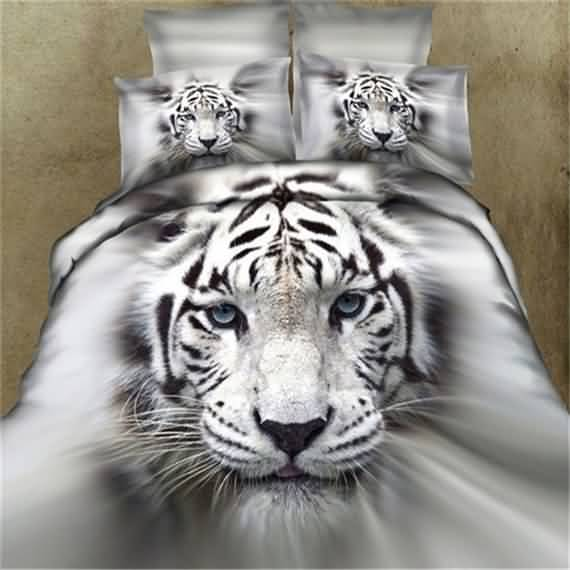 50 3D bedding sets ideas for your home 4