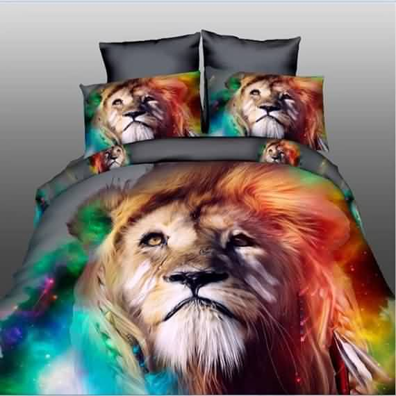 50 3D bedding sets ideas for your home 43