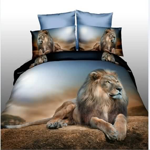 50 3D bedding sets ideas for your home 44
