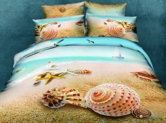 50 3D bedding sets ideas for your home 45