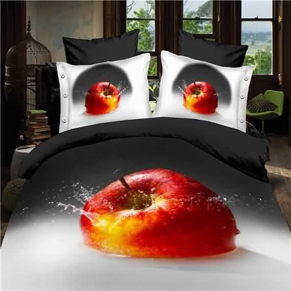 50 3D bedding sets ideas for your home 49