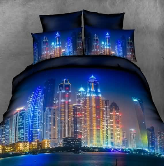 50 3D bedding sets ideas for your home 6