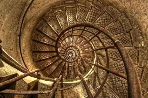 60 Very unique staircases ideas 13