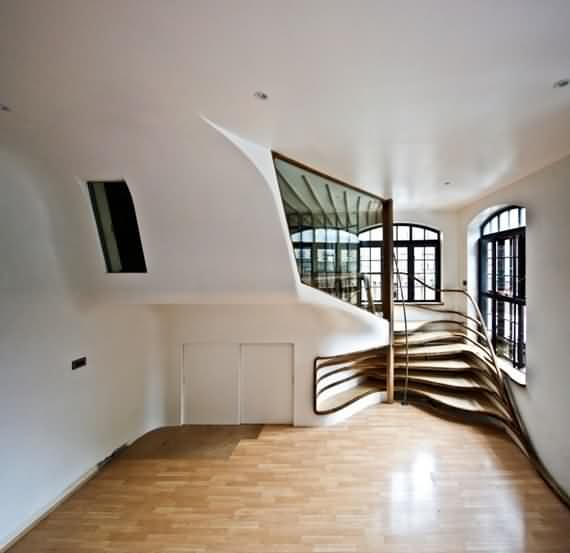 60 Very unique staircases ideas 14