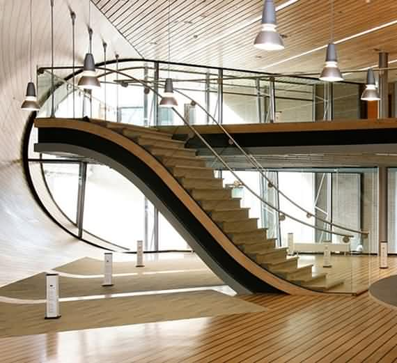 60 Very unique staircases ideas 15