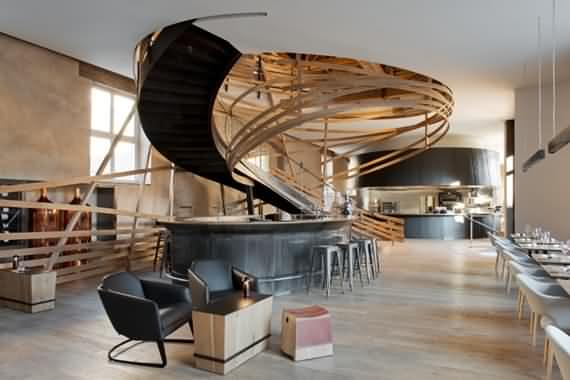 60 Very unique staircases ideas 2