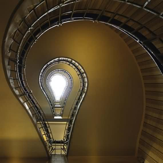 60 Very unique staircases ideas 21
