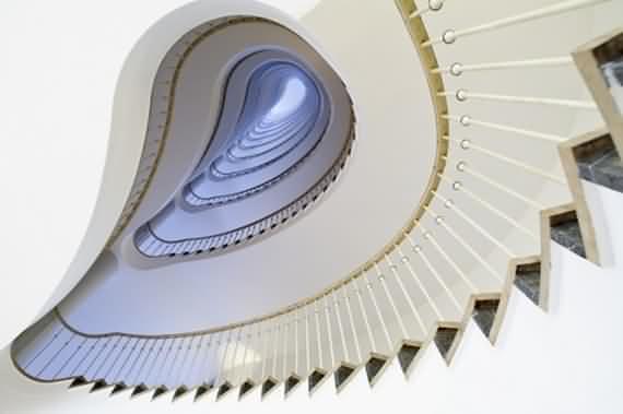 60 Very unique staircases ideas 22