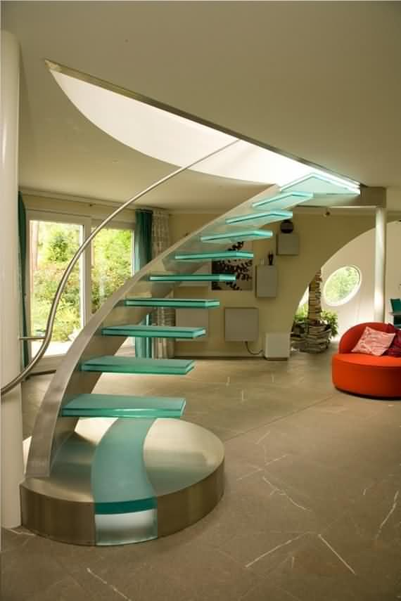60 Very unique staircases ideas 27