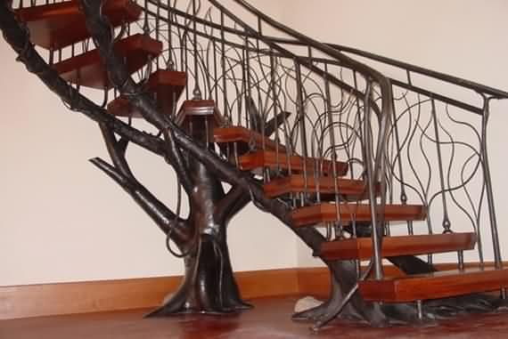 60 Very unique staircases ideas 28