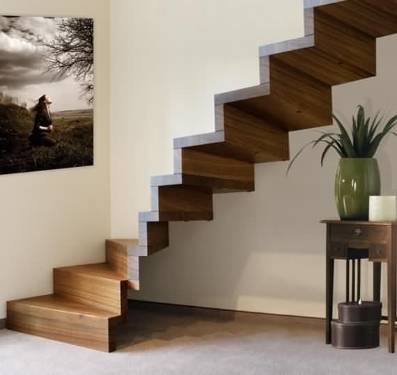 60 Very Unique Staircases Ideas 34