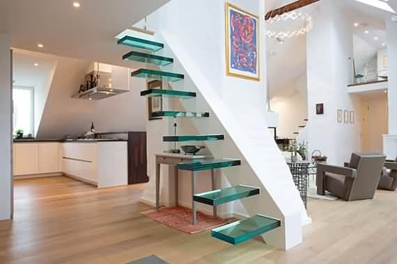 60 Very unique staircases ideas 38