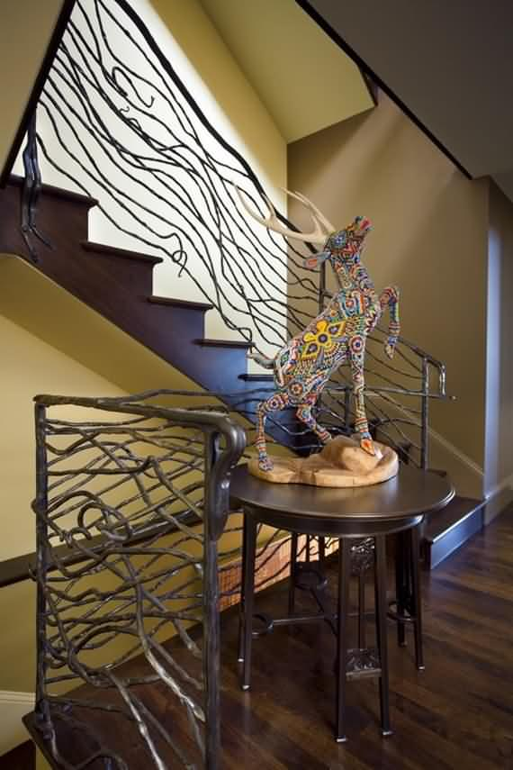 60 Very unique staircases ideas 42