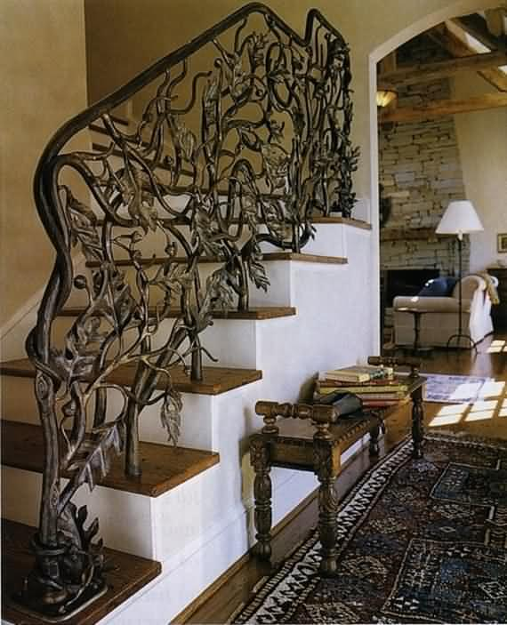60 Very unique staircases ideas 45