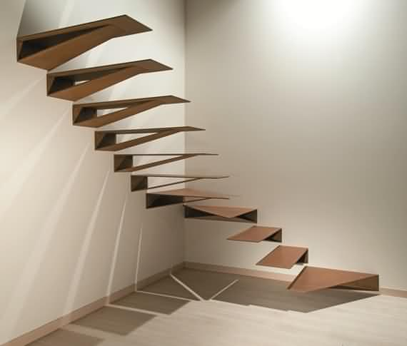 60 Very unique staircases ideas 47