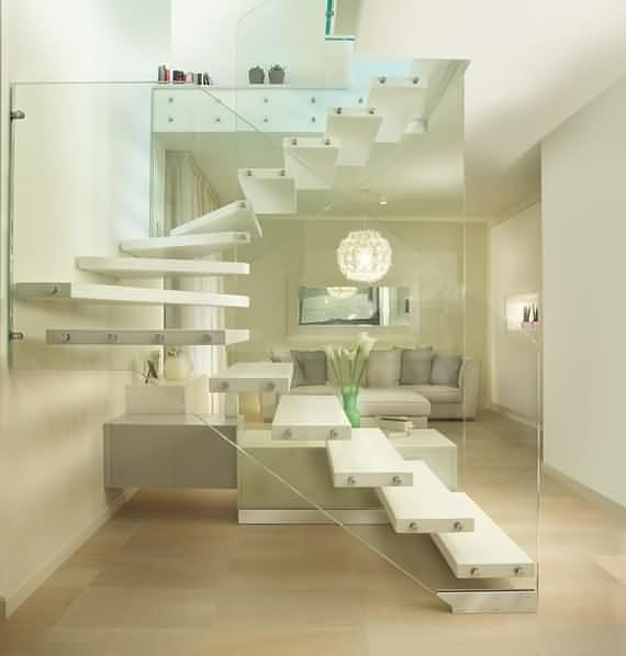 60 Very unique staircases ideas 48