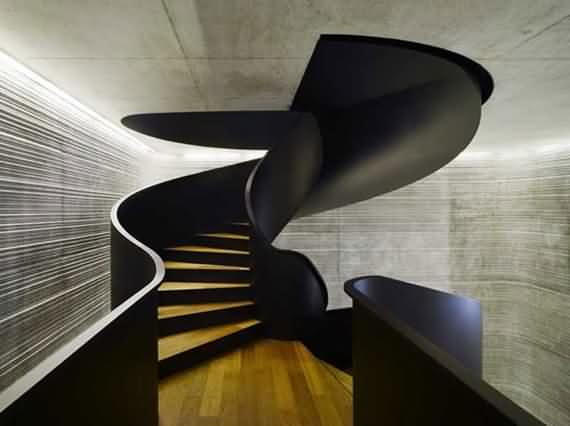 60 Very unique staircases ideas 7