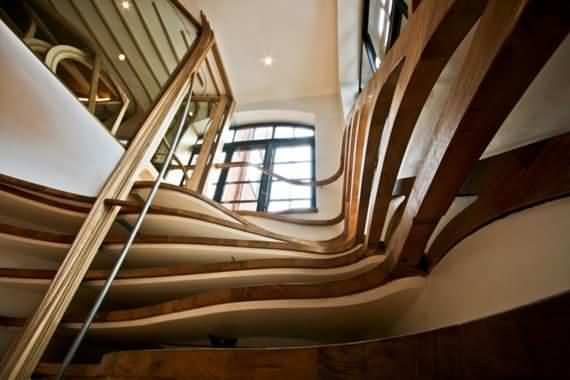 60 Very unique staircases ideas 8