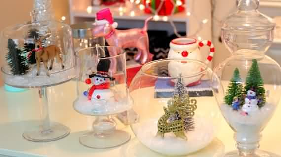 Amazing Recycled Diy Christmas Crafts 35