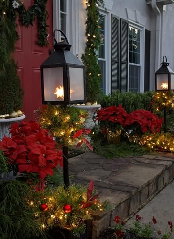 Best Outdoor Christmas Decorations Ideas 4 Ur Break