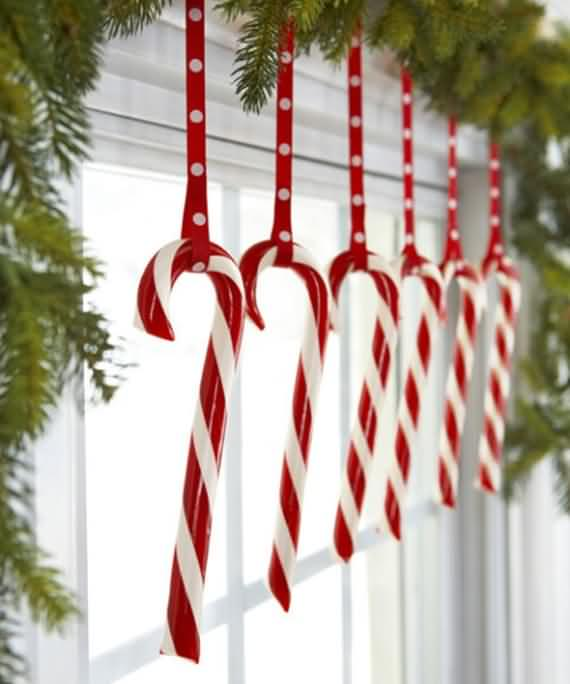 easy diy homemade christmas decorations 2