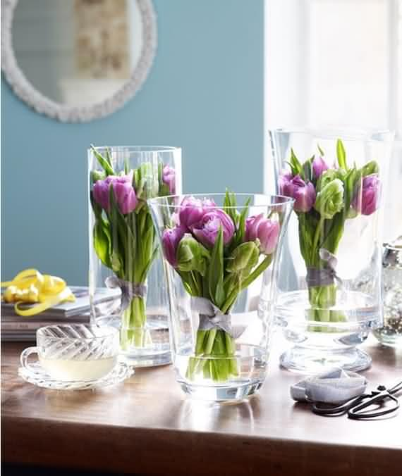 Spring flowers decorating ideas 4 ur break family inspiration decorate with flowers for spring mightylinksfo