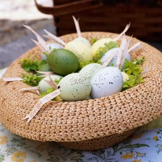Creative And Easy Easter Eggs Decoration Ideas | 4 UR Break ...