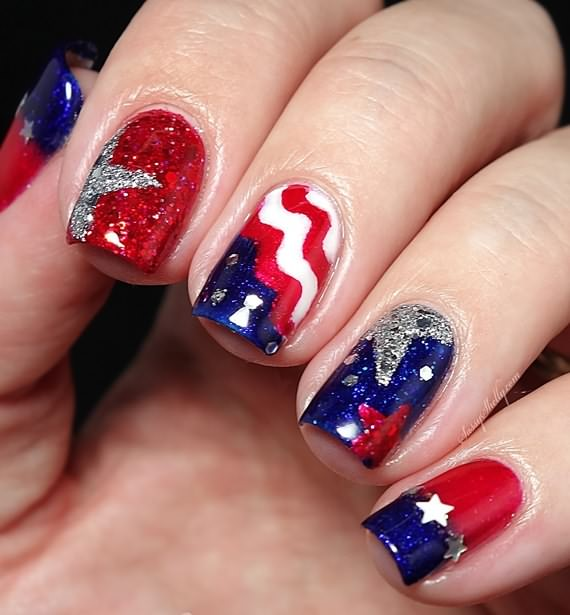 Th Of July Design Ideas