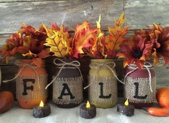 Easy Diy Decorations For Fall 4 Ur