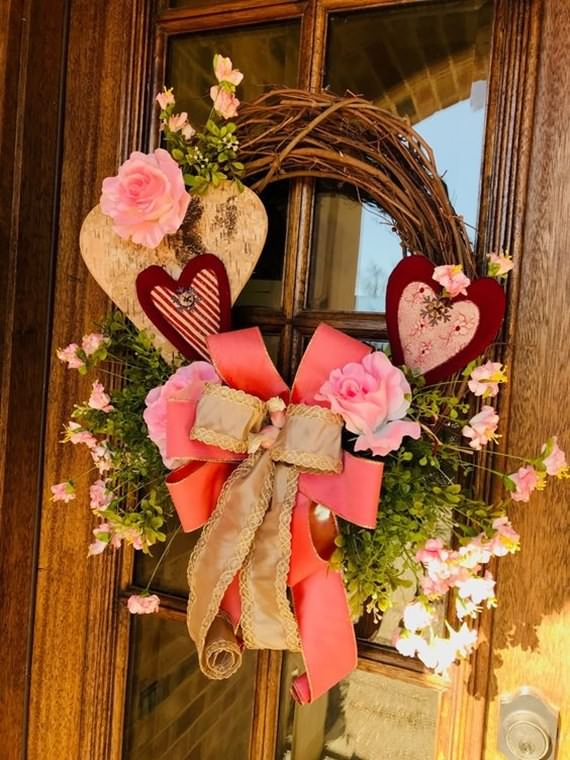 Amazing Valentine Door Decor Ideas 4 Ur Break Family Inspiration