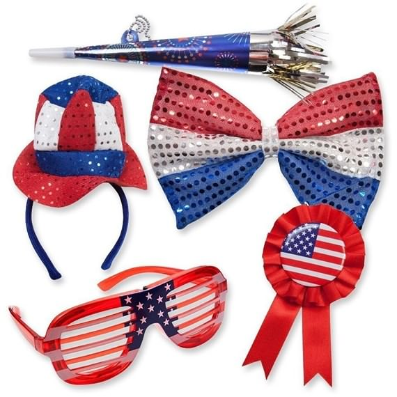 Girl's Patriotic Accessories , Patriotic Accessories , 4th of july , independence day , Patriotic , Accessories