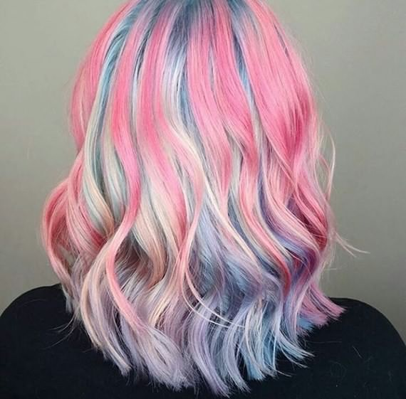 Top Hair Color Trends For Women , Hair Color Trends For Women , Top Hair Color Trends , For Women , Top Hair Color , Trends For Women , Hair Color , Faded Pastel